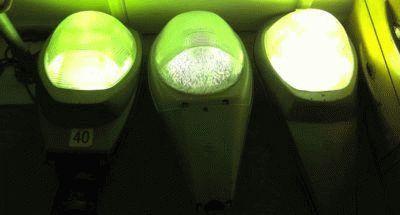 Цветопередача лампы