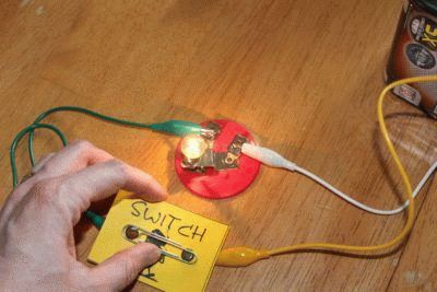Коммутация электрической цепи