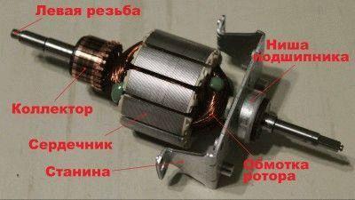 Ротор двигателя U – 8830