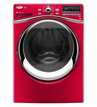 Стильная стиральная машина