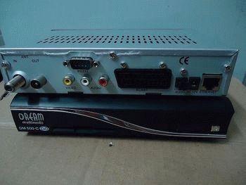 Ресивер для цифрового и спутникового телевидения