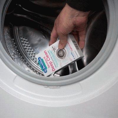 Спасение стиральной машины