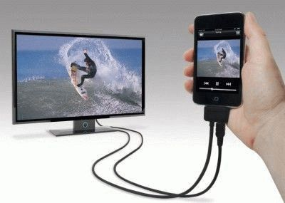 Использование ТВ вместе с телефоном