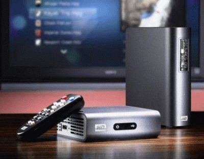 Телевизор не видит жёсткий диск
