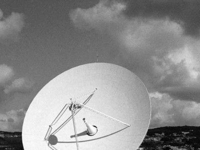 Наведение антенны на Ямал