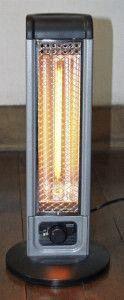 Вертикальный карбоновый обогреватель