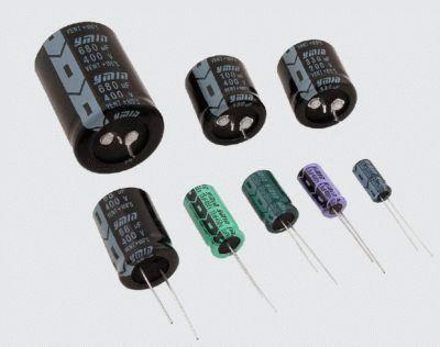 Алюминиевые конденсаторы