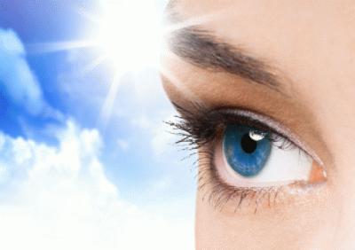 Воздействие ультрафиолетовых лучей на глаза
