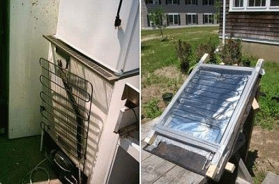 Утилизация старого холодильника