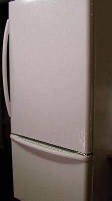 Неработающий холодильник