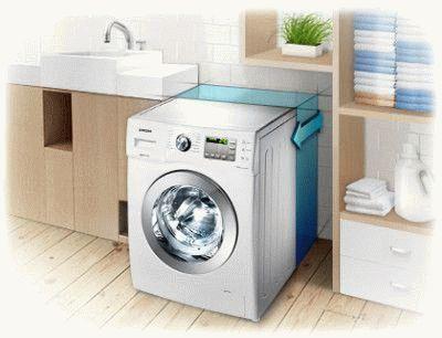 Преимущество узкой стиральной машины