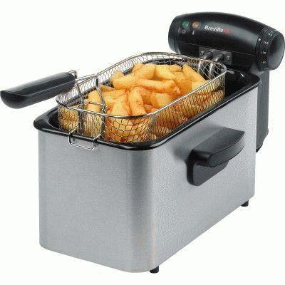 Фритюрница для жарки картофеля