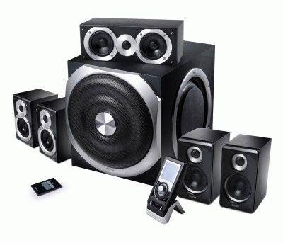 Комплект акустики для дома