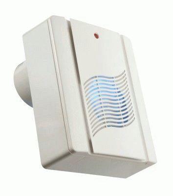 Вентилятор с датчиком влажности
