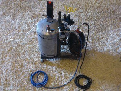 Как сделать компрессор в домашних условиях