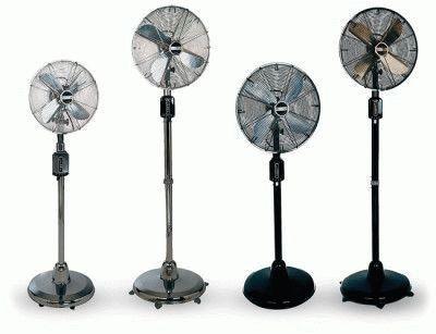 Выбор вентилятора