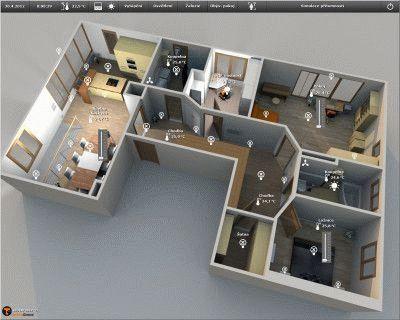 Проектирование освещения в квартире