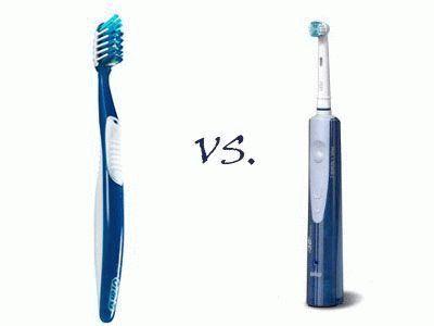 Вариации зубных щёток