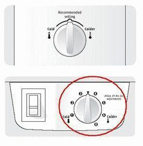 Термостат холодильника