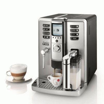 Кофемашина с разными программами
