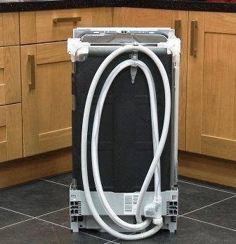 Выбор места для подключения посудомойки