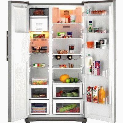holodiДвустворчатый холодильник